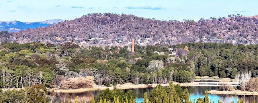Historic Canberra - why they put a city in the middle of a