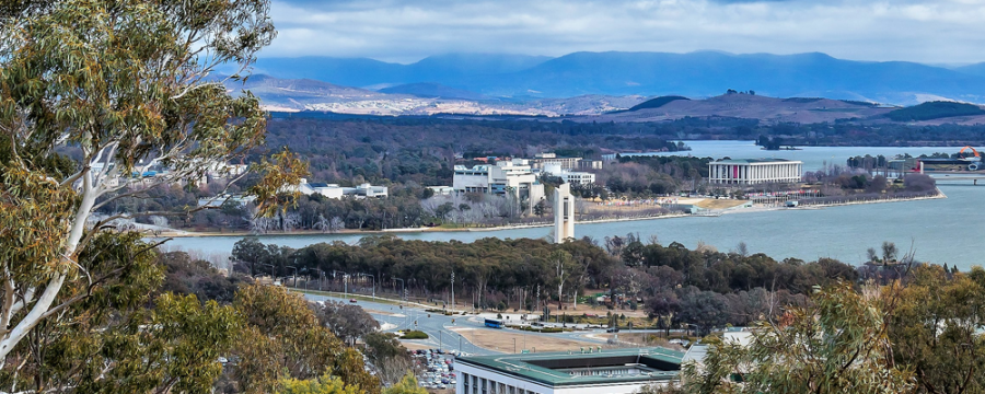 Canberra grows up as a centre for business